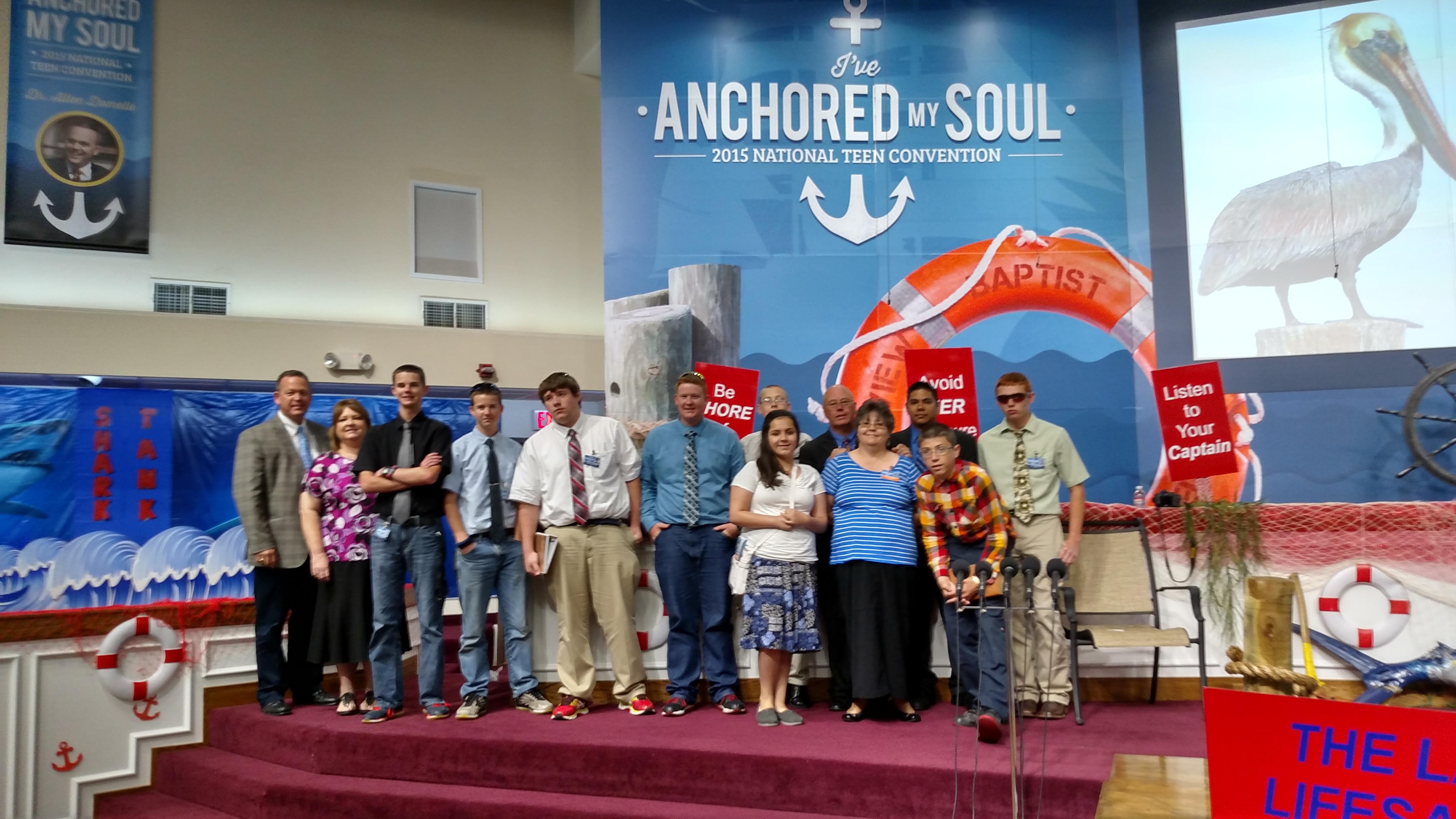 Midland Baptist Church Homline Teens