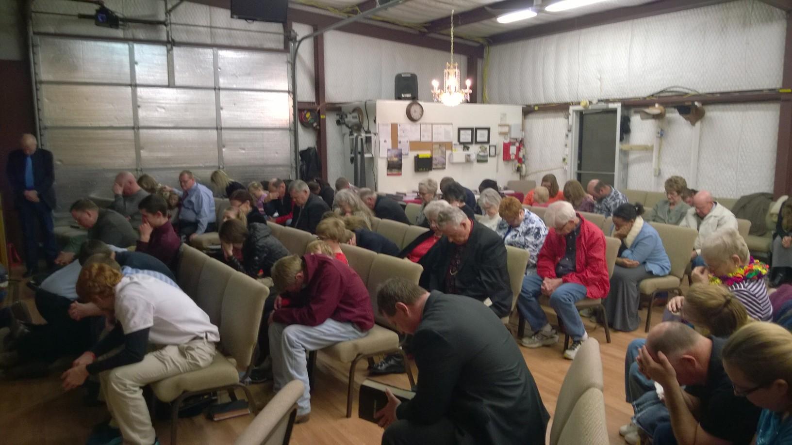 Homeline Baptist Prayer Request